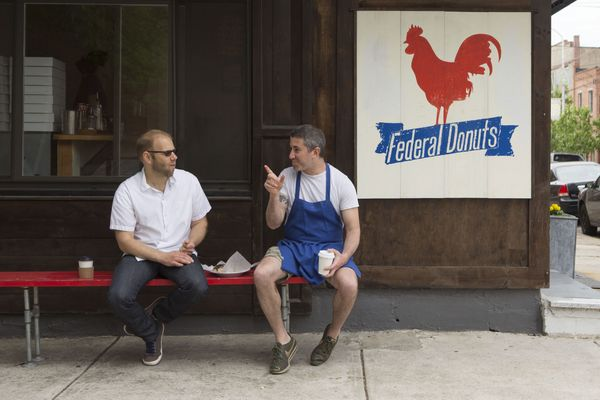 How the Owners of Philly's Zahav and Federal Donuts Plan to Expand Their Empire Even Further