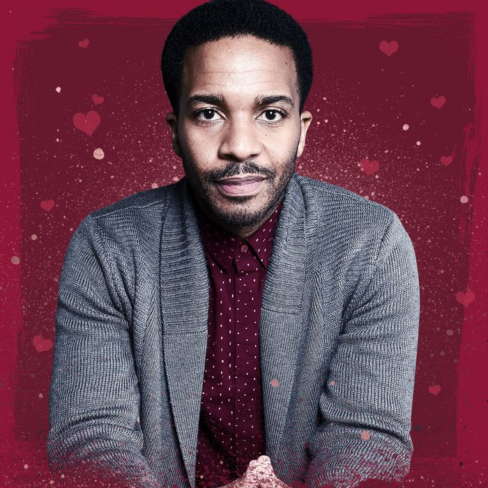 André Holland Is Your New Fall Crush