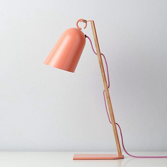 The Land Of Nod Mixed A Table Lamp