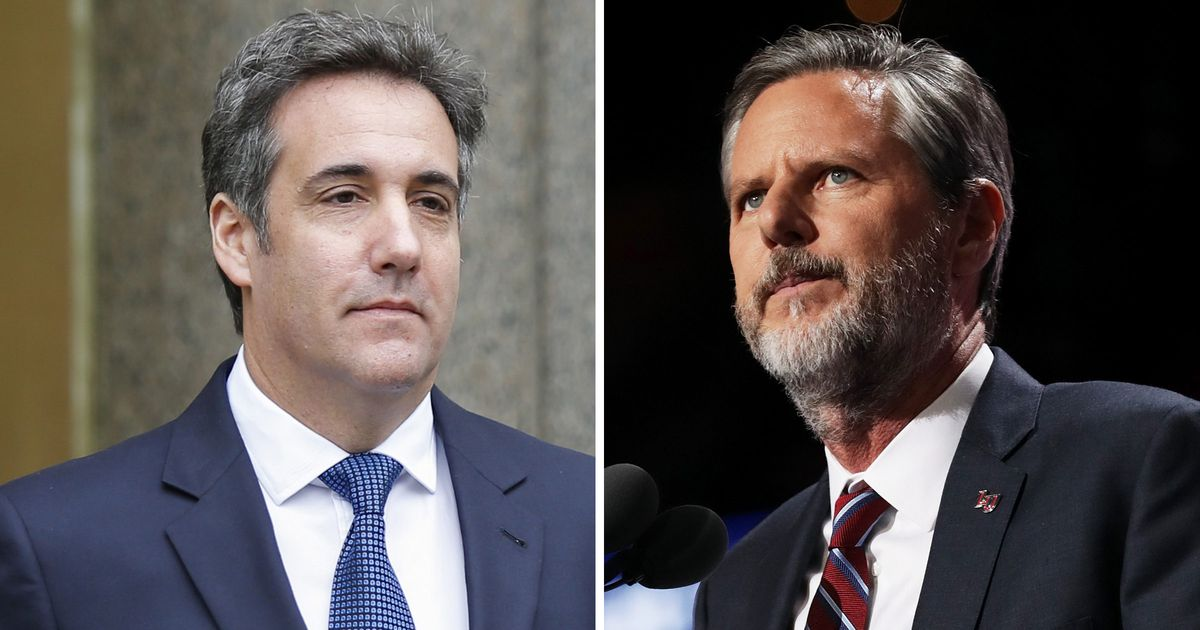 The Falwell-Cohen Connection, or Trumpland in a Nutshell