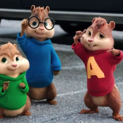 Chipmunk girl names