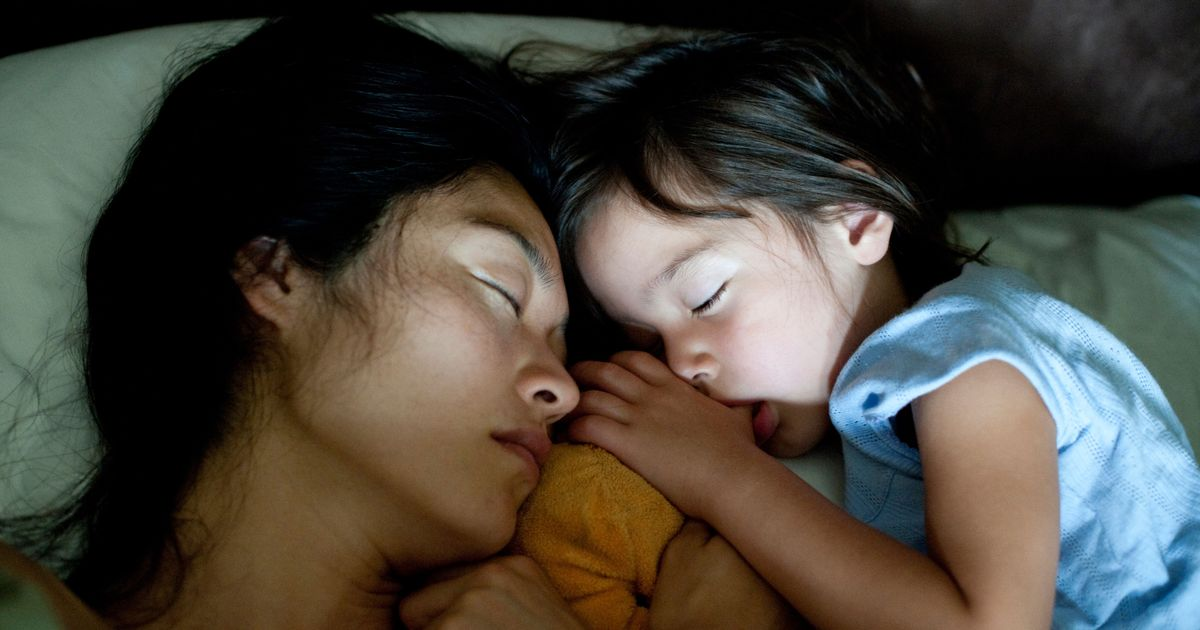 Parents Who Co-Sleep Will Hate This Study