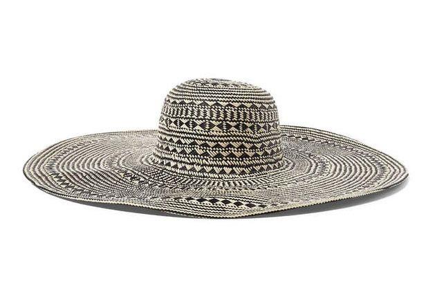 Ralph Lauren Basket Weave Hat