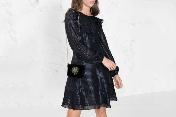 & Other Stories Ruffle Dress