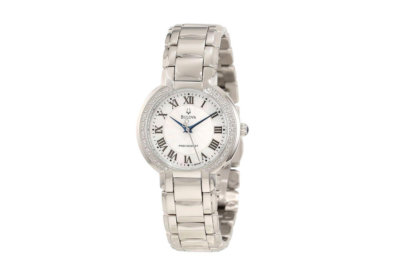 Bulova Diamond-Accented Watch