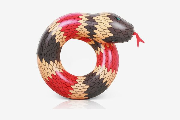 Coogam Snake Ring Inflatable Float