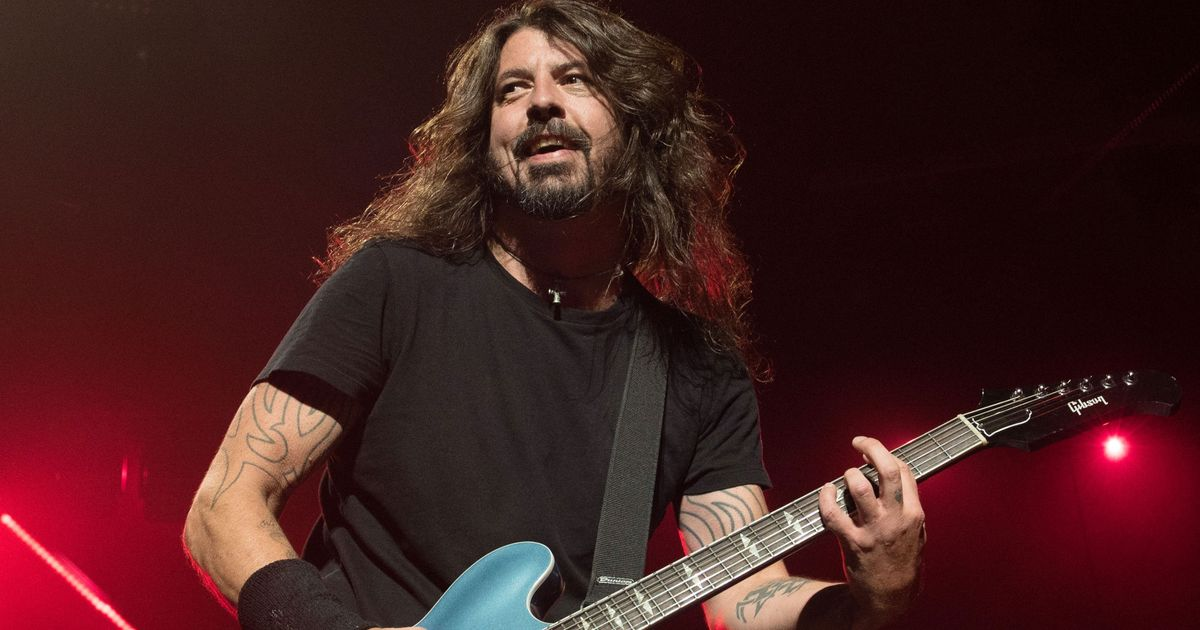 Foo Fighters Are Classic Rock Now