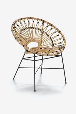 Article Rattan Outdoor Lounge Chair