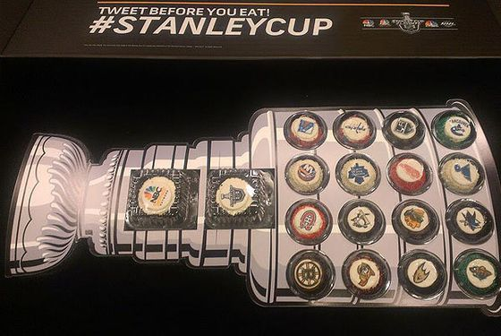 Mmmm ... #StanleyCupcakes