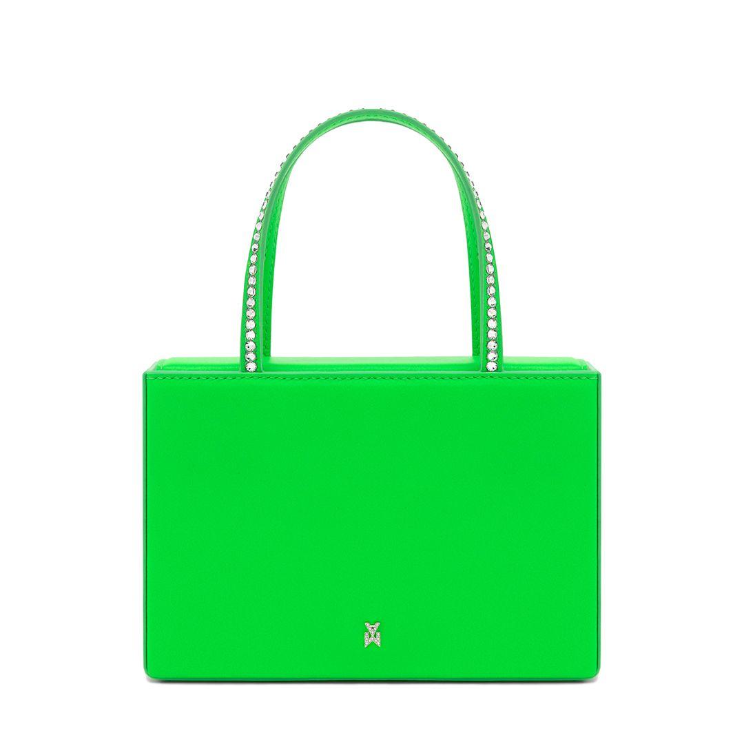 Amini Gilda Leather Top Handle Bag