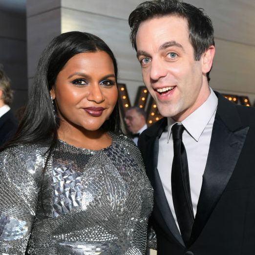 Mindy Kaling Reveals If B J Novak Is Her Child S Father