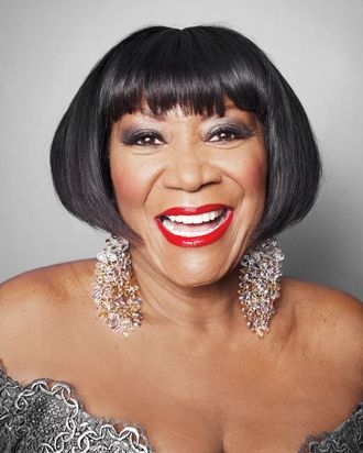 Patti LaBelle on my own