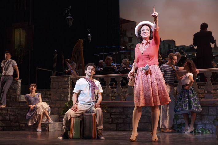 Encores!Do I Hear a Waltz?New York City Center