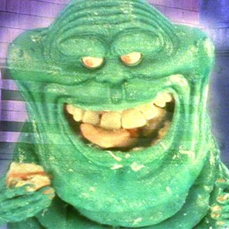 Michael K Williams Confirms Slimer Is In Fact The New Ghostbusters Which Good Because Who Else Was Going To Eat All Those Hot Dogs