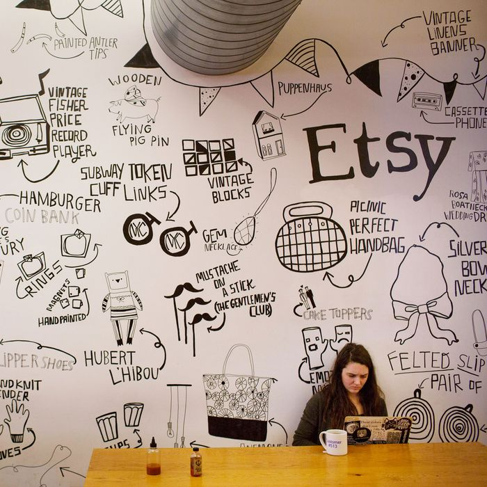 7b11811a2 Short: Can Etsy Continue to Own the Handmade Space?