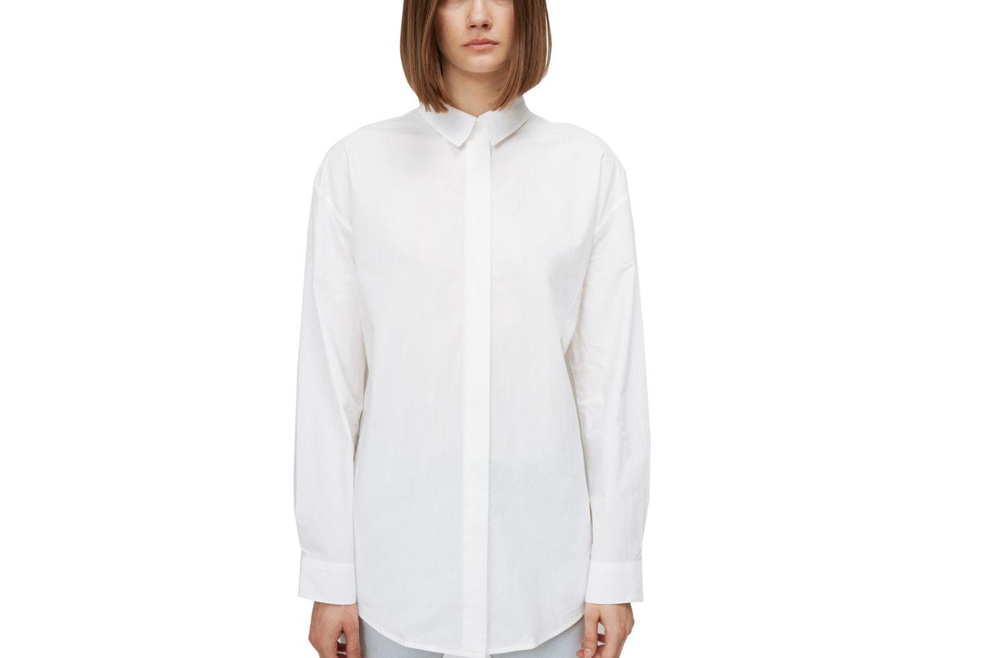 Acne Studios Bela Soft Pop Shirt