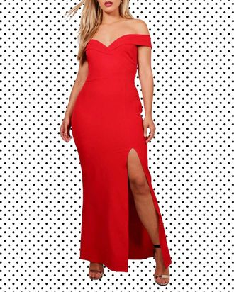 244091b1eb7d 25 Plus-Size Wedding Guest Dresses for 2018