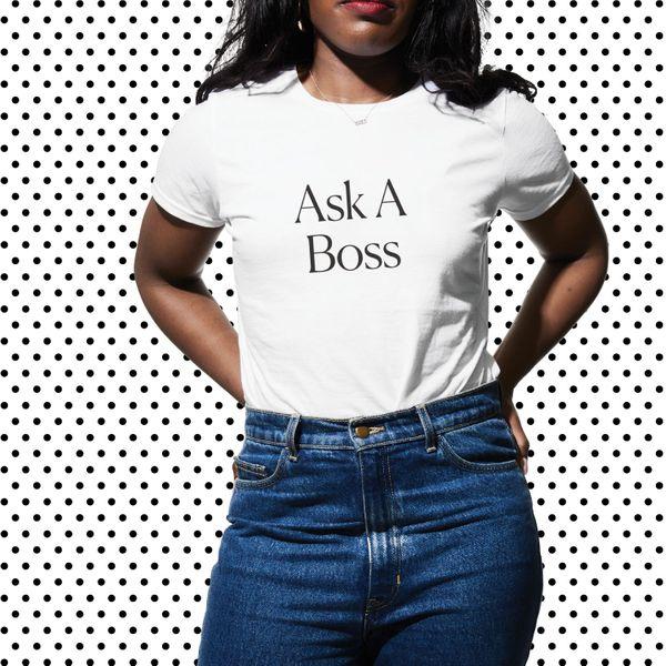 Ask a Boss Tee