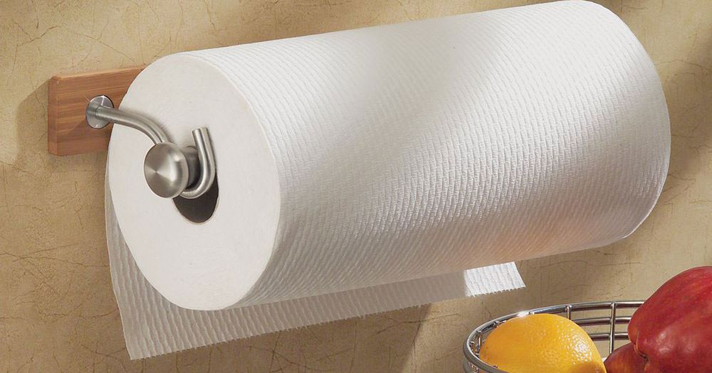 13 Best Paper-Towel Holders on Amazon, According to Hyperenthusiastic Reviewers
