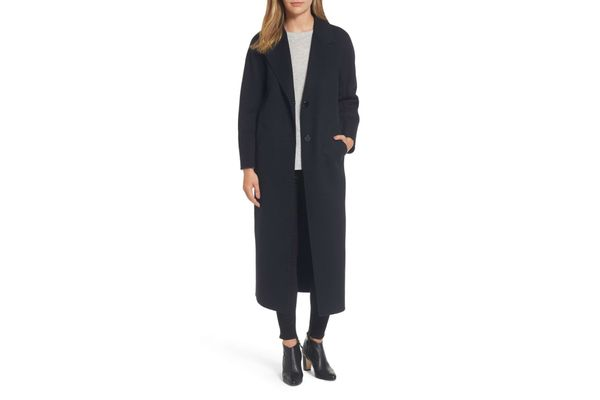 Mackage Adriana Wool Reefer Coat