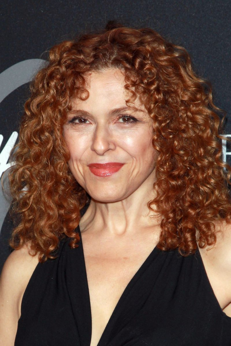 Bernadette Peters 50 Curly Hair Icons The Cut