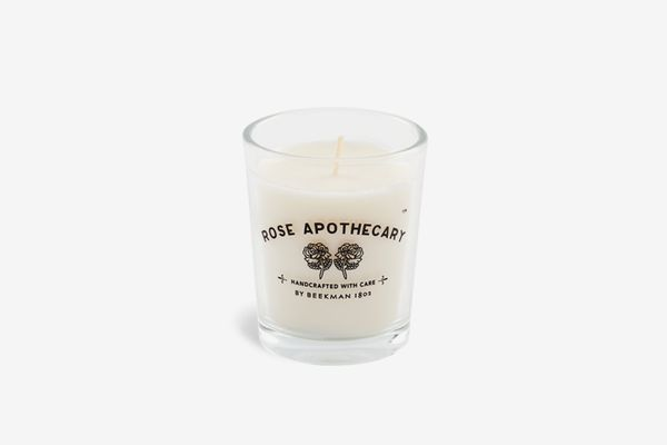 Beekman 1802 Rose Apothecary Hand-Poured Candle