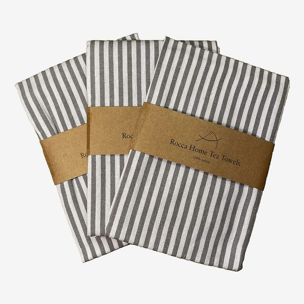 Rocca Home Tea Towels Set (Pack of 3)