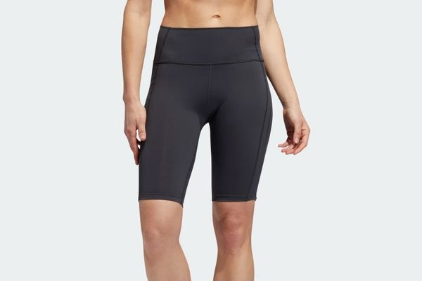 Adidas x Universal Standard 3 Stripe Short Tights