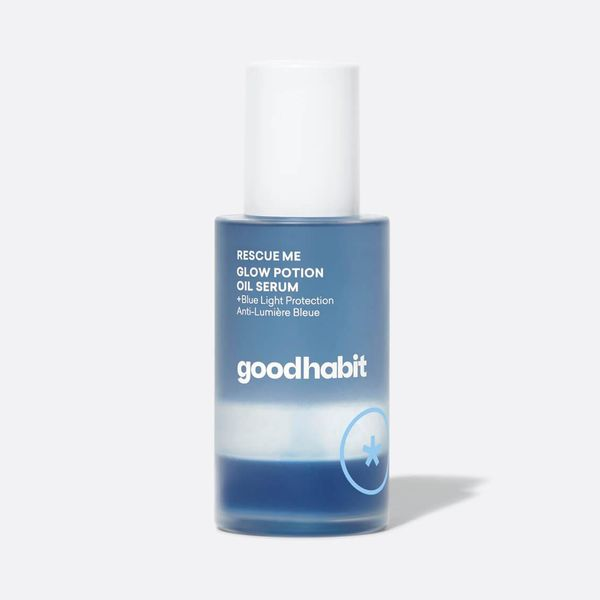 Goodhabit Rescue Me Glow Potion Oil Serum