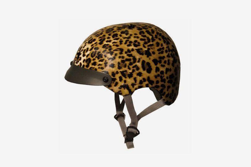 Sawako Furono Leopard Helmet