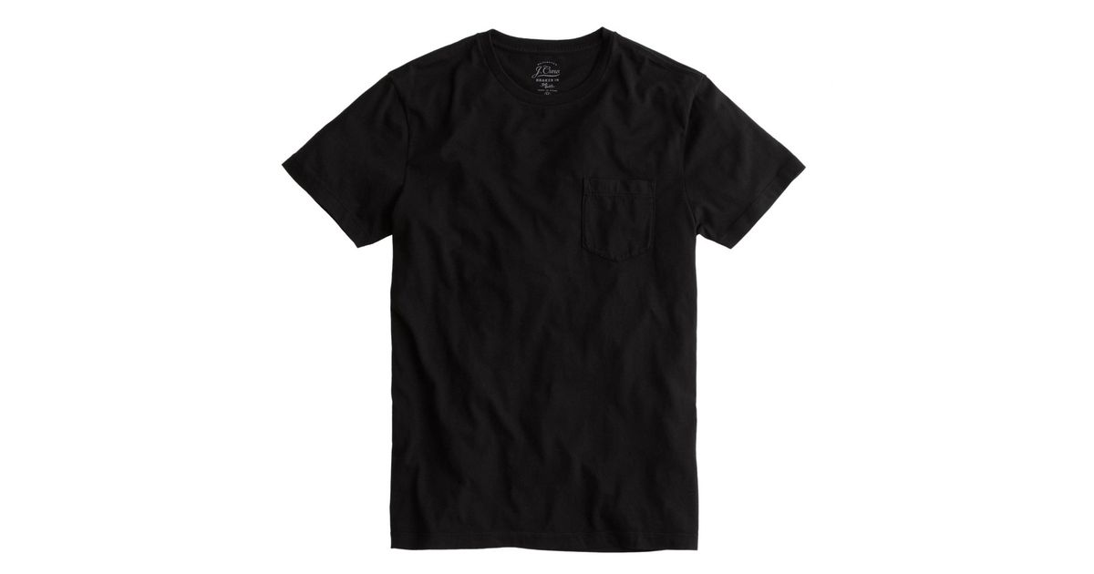 57081b6ce70 The Best Black T-Shirt for Men According to Nick Wooster