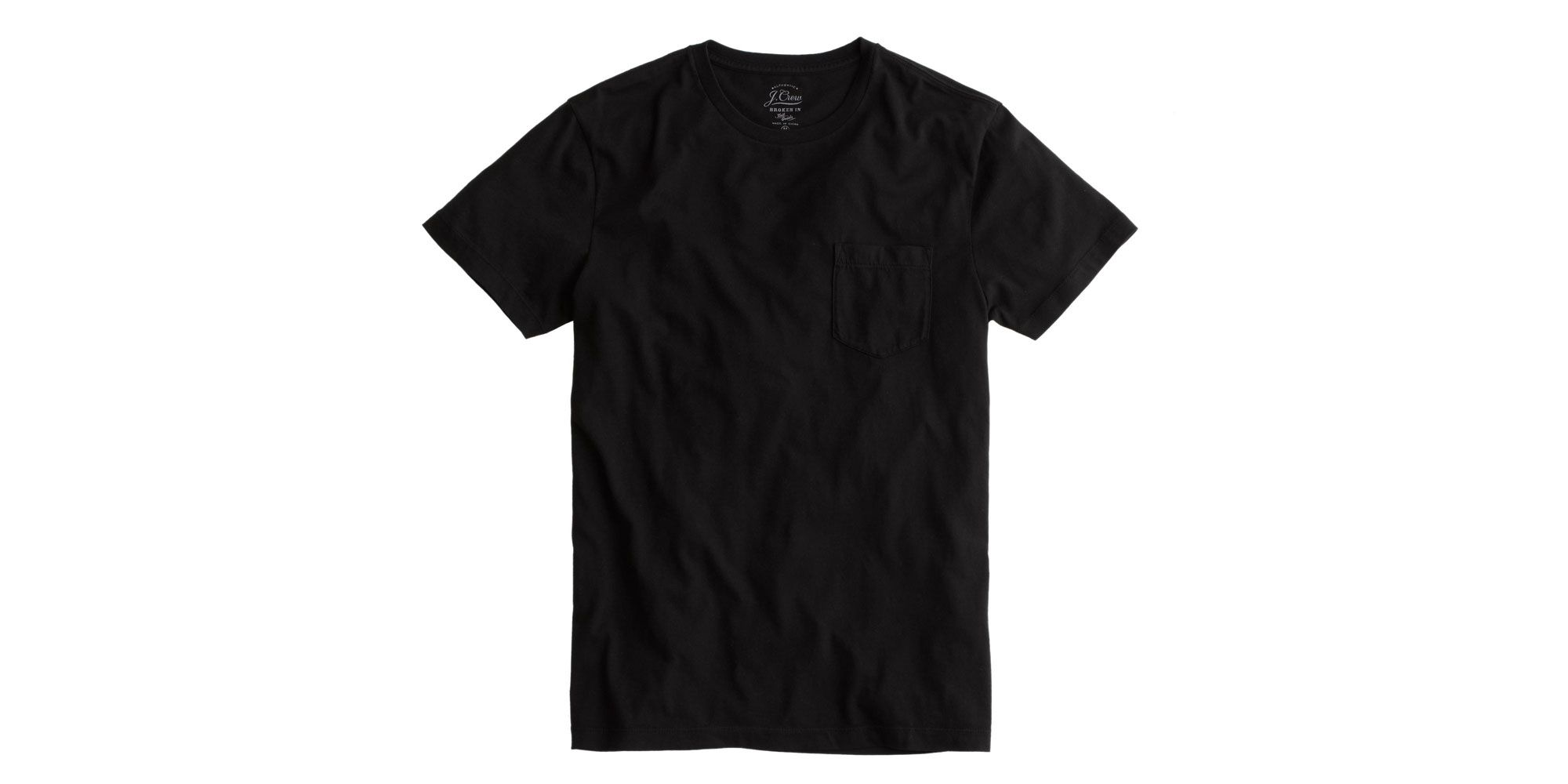 47b5e15839a The Best Black T-Shirt for Men According to Nick Wooster