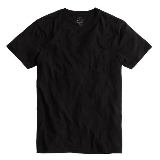 5bf7b044d8bc Nick Wooster Has Yet to Find a Better Black T-Shirt