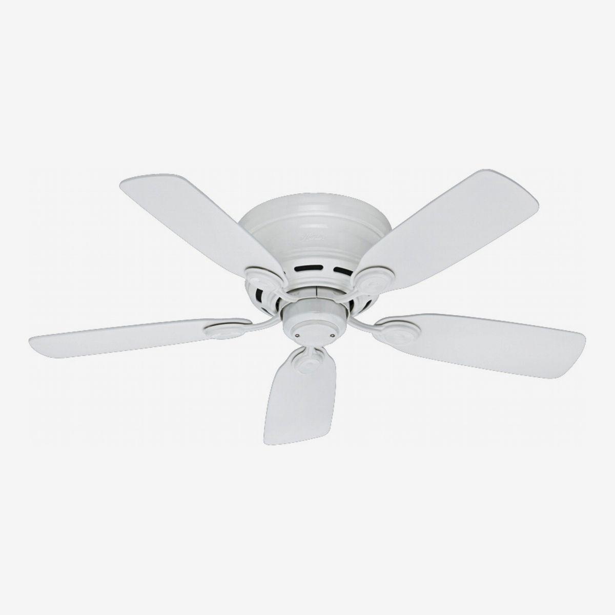 Low Profile Ceiling Fan No Light 2021