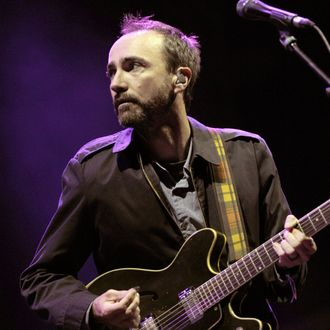 James Mercer of The Shins performs at Day One of the Outside Lands Music & Art Festival at Golden Gate Park on August 12, 2011 in San Francisco, California.