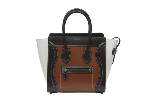 celine black bag - Yes, C��line's Luggage Bag Is Worth the Splurge -- The Cut