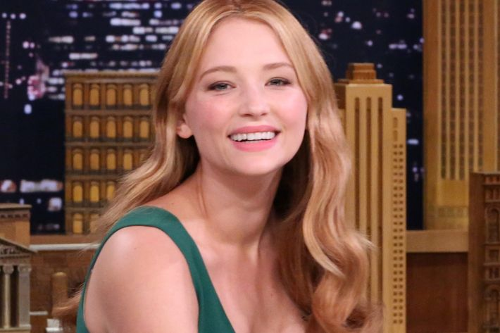 You're About To See Haley Bennett, Star of Girl On The Train, Everywhere