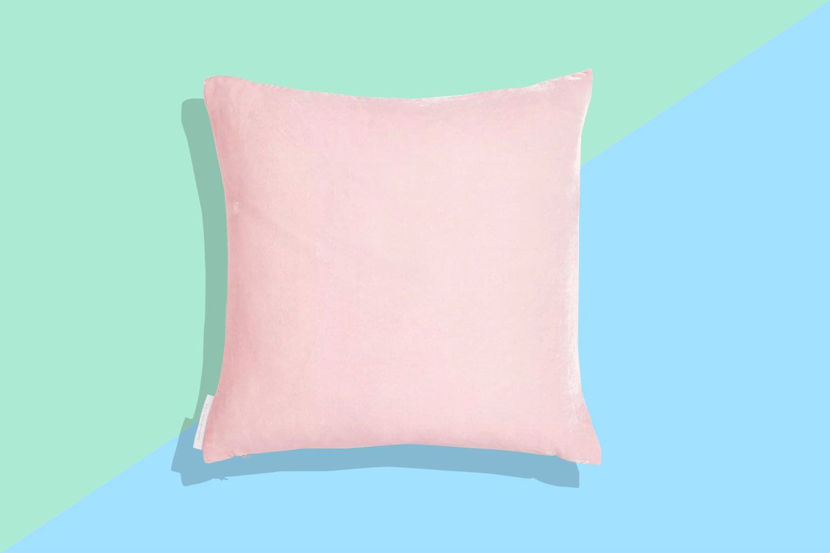Aviva Stanoff Velvet Rose Pillow