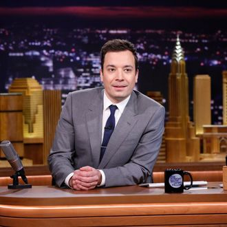 THE TONIGHT SHOW STARRING JIMMY FALLON -- Episode 0001