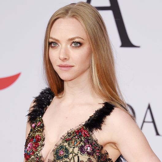 Amanda Seyfried wants ...