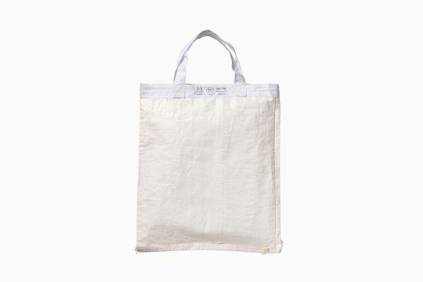 Puebco White Shopping Bag