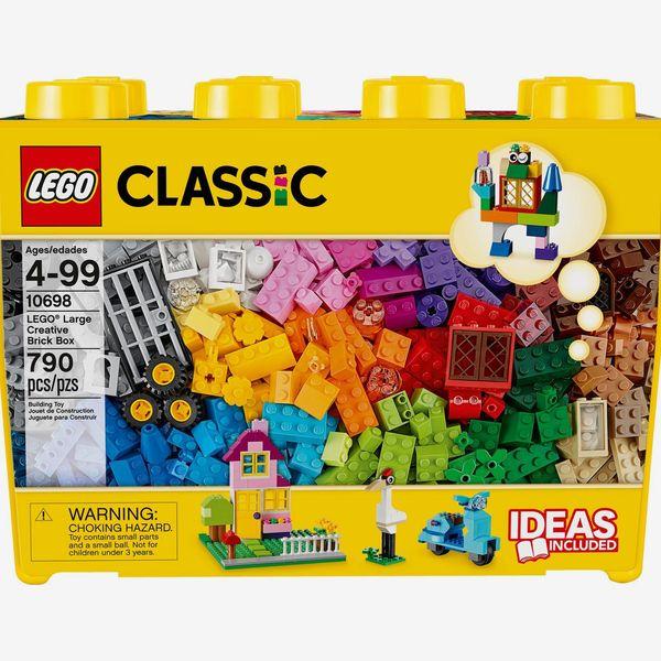 LEGO Large Creative Brick Box, Ages 4+