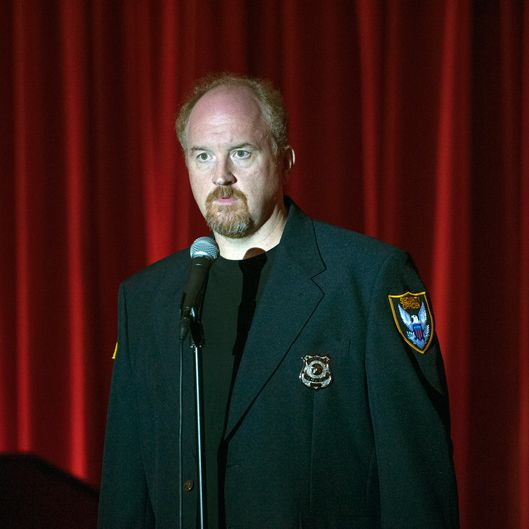 "LOUIE: Episode 2: ""Model"" (Airs Monday, May 5, 10:30 pm e/p). Pictured: Louis C.K. as Louie. CR: K.C. Bailey/FX"