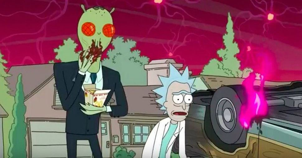 Charlotte On The Cheap >> Rick and Morty Demands McDonald's Bring Back Szechuan Sauce
