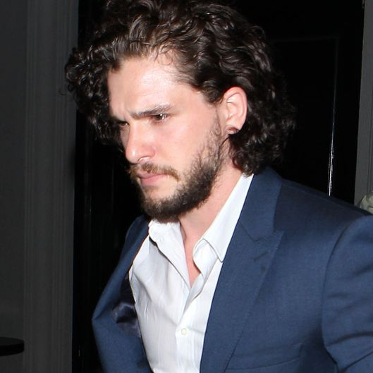 Kit Harington: Jon Snow Lives? Kit Harington Spotted In Belfast -- Vulture