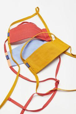 Baggu Reusable Tie Mask Set