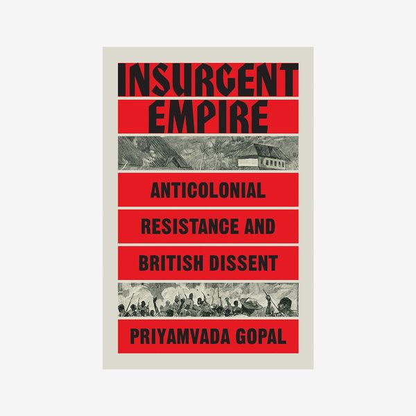 """Insurgent Empire: Anti-Colonial Resistance and the British Dissent,"" by Priyamvada Gopal"