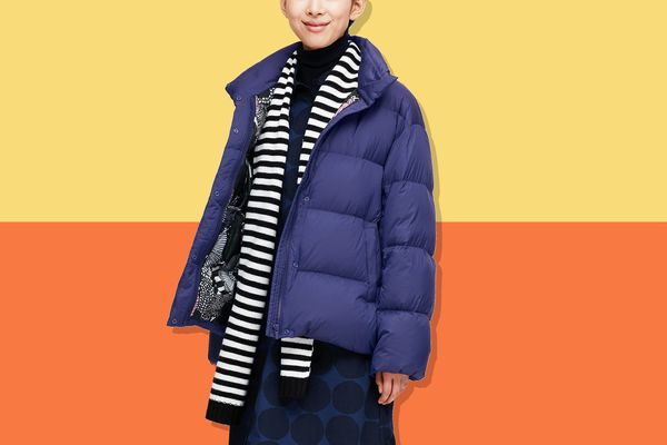 Uniqlo Women's Marimekko Ultra-Light Down Cocoon Jacket