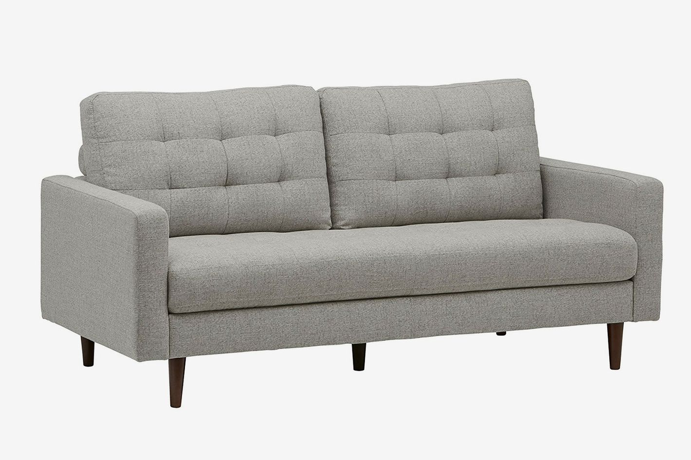 Rivet Cove Mid-Century Tufted Sofa