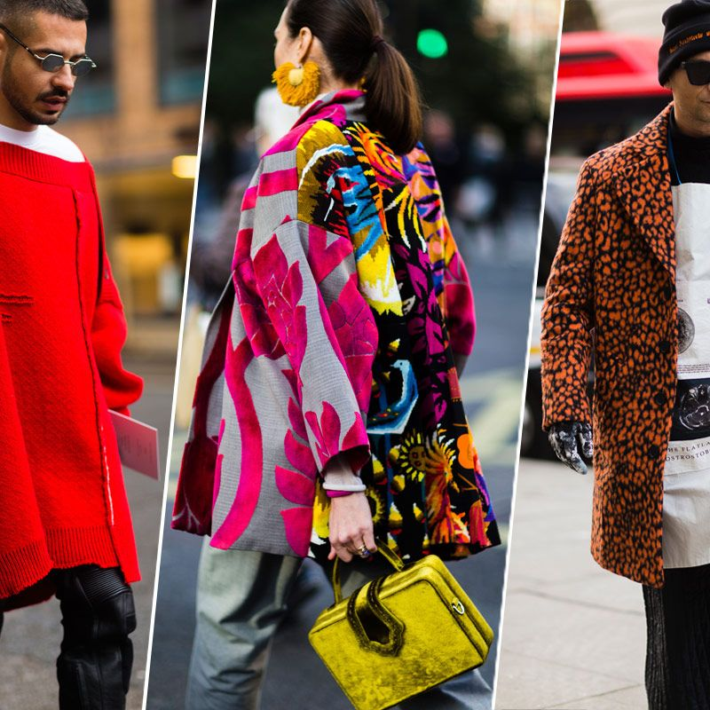 See The Best Street Style From London Fashion Week Men S